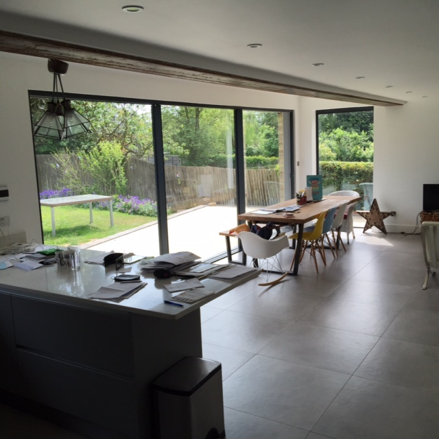 house extension agency surrey