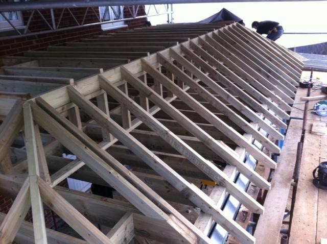 First Fix Carpentry in sutton