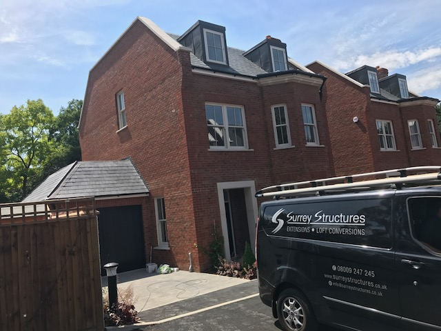 roofing company sutton